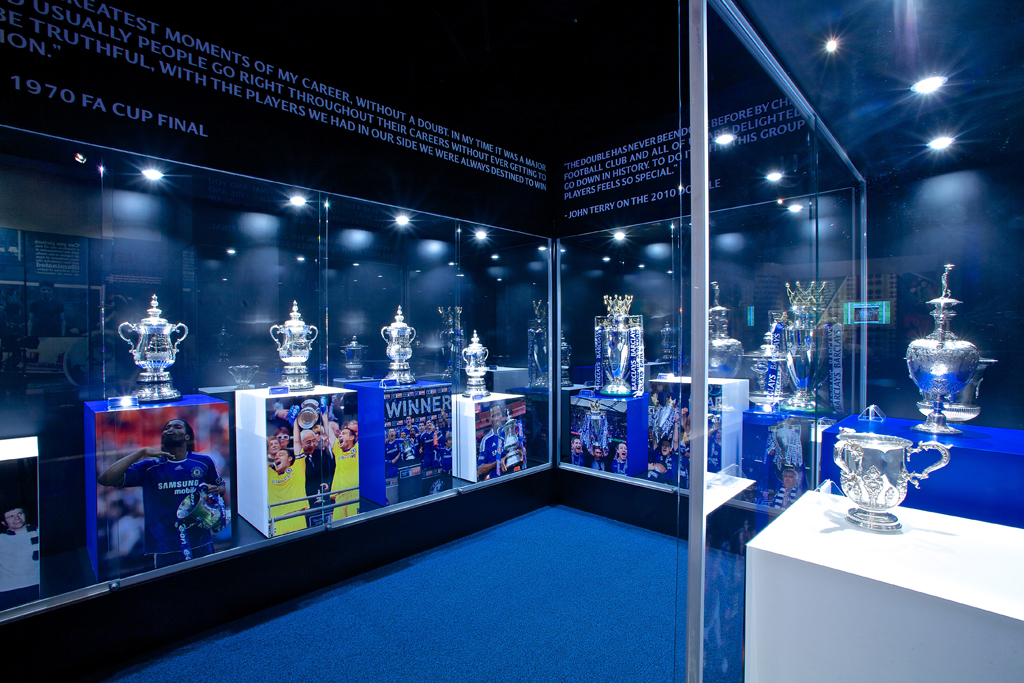 Chelsea Football Tour Packages
