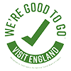 visit england good to go logo